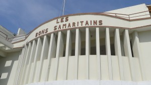 Les Bons Samaritains school in Haiti